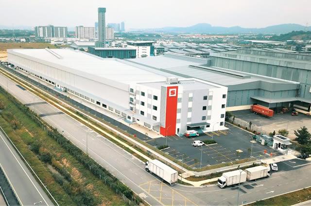 Bandar Bukit Raja - Senheng Project