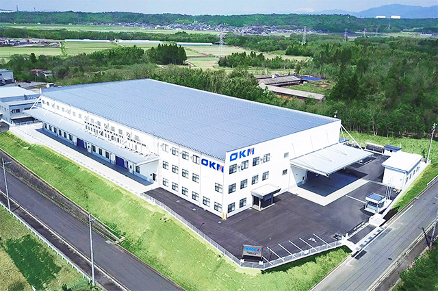 オーケーエム滋賀東近江工場