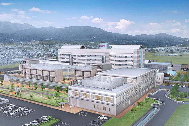 長野市民病院