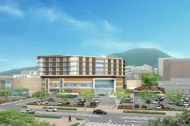 新北九州市立八幡病院