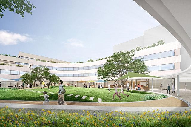 埼玉協同病院/在宅療養支援病院(仮称)