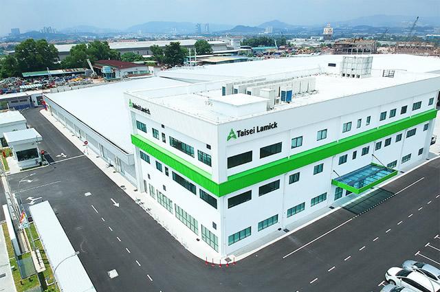 Taisei Lamick 工場・事務所新築プロジェクト