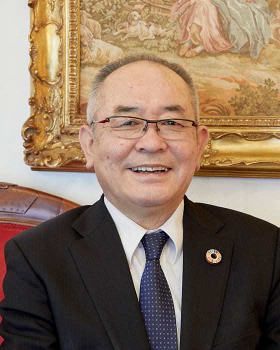 代表理事 会長理事 竹内 誠